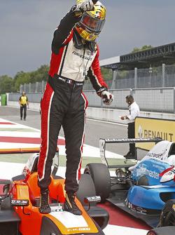 Ganador carrera 2 Dorian Boccolacci, Tech 1 Racing