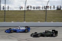Скотт Діксон, Chip Ganassi Racing Honda Джозеф Ньюгарден, Team Penske Chevrolet