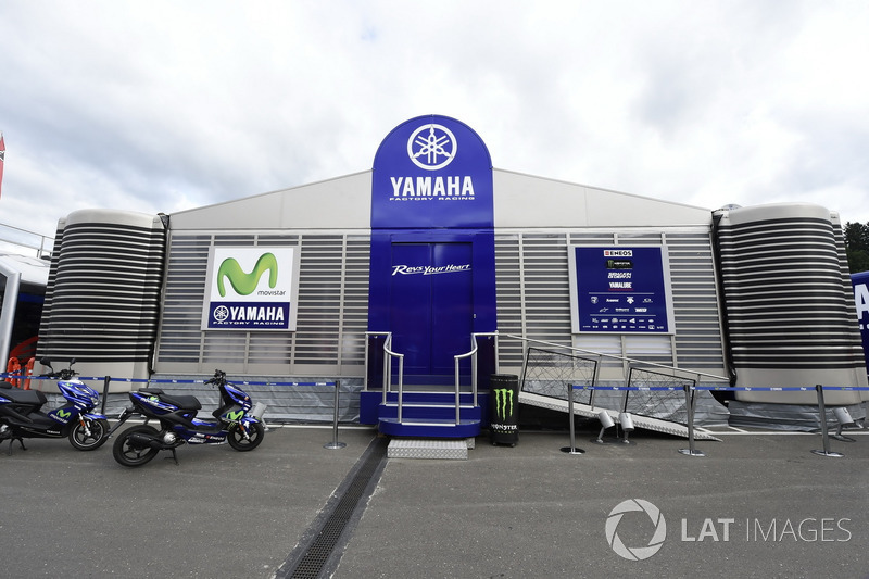 Територія Yamaha Factory Racing