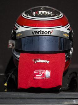 Will Power, Team Penske Chevrolet helmet