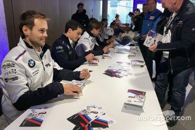 BMW Motorsport lanzamiento
