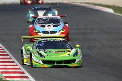 #333 Rinaldi Racing Ferrari 458 Italia: Александр Матшуль, Даніель Кляйвіц, Рінат Саліхов