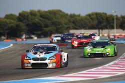 #36 Walkenhorst Motorsport BMW M6 GT3: Henry Walkenhorst, David Schiwietz