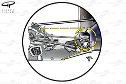 Williams FW33 gearbox