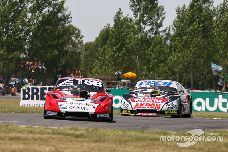 Jose Manuel Urcera, Las Toscas Racing Chevrolet, Guillermo Ortelli, JP Racing Chevrolet