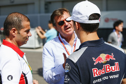 Pierre Gasly, Scuderia Toro Rosso ve Carlos Sainz