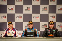Press Conference:Dorian Boccolacci, Trident, Alessio Lorandi, Jenzer Motorsport, Niko Kari, Arden International