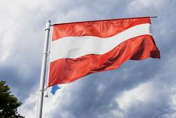 Flagge: Österreich