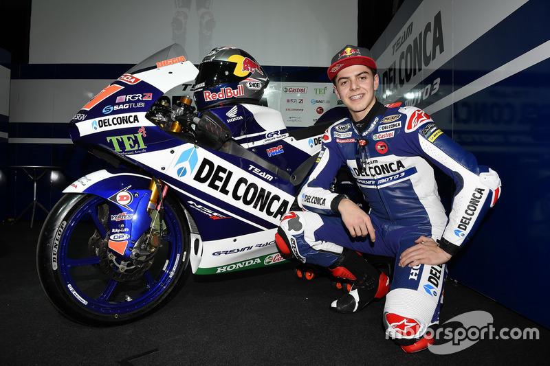 Fabio Di Giannantonio, Gresini Racing Team