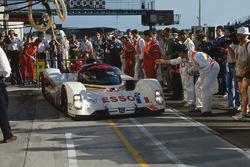 #2 Peugeot Sport Peugeot 905: Жан-Пьер Жабуй, Филипп Альо, Мауро Бальди