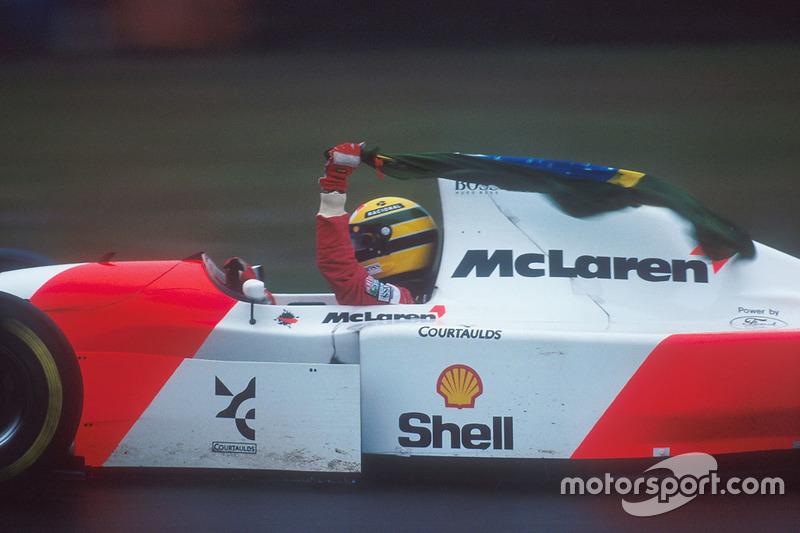 Es uno de los mejores momentos de la carrera del brasileño.