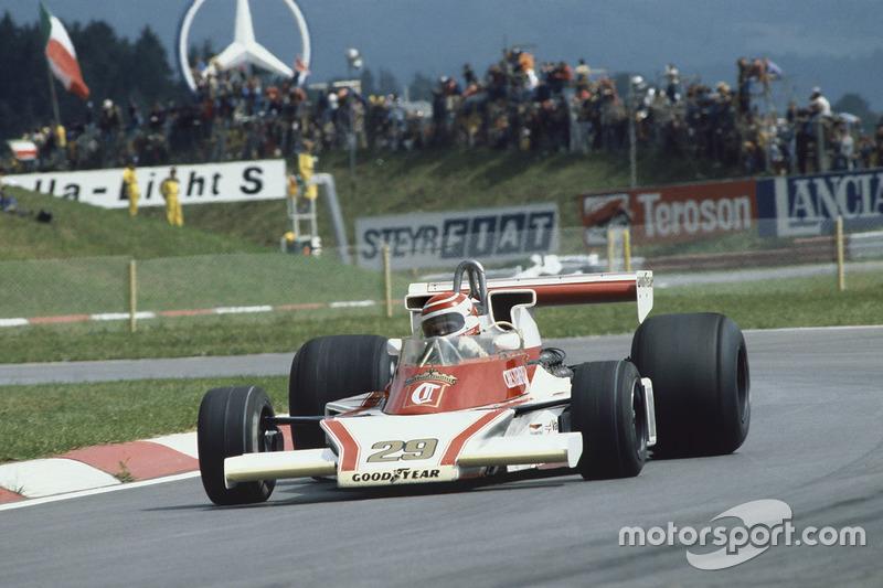 Nelson Piquet, McLaren-Ford M23