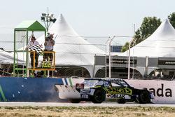 Julian Santero, Coiro Dole Racing Torino se lleva la victoria