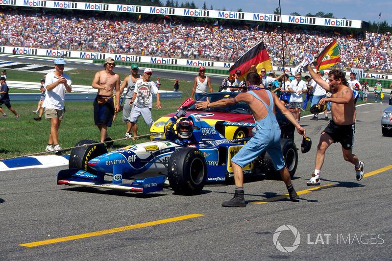 Гран Прі Німеччини 1995