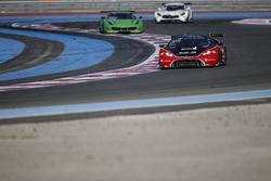 #78 Barwell Motorsport, Lamborghini Huracan GT3: Leo Matchitski, Miguel Ramos, Richard Abra, Phil Ke