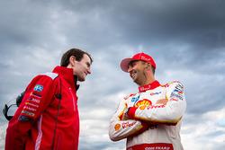 Ryan Story, Fabian Coulthard, Team Penske Ford