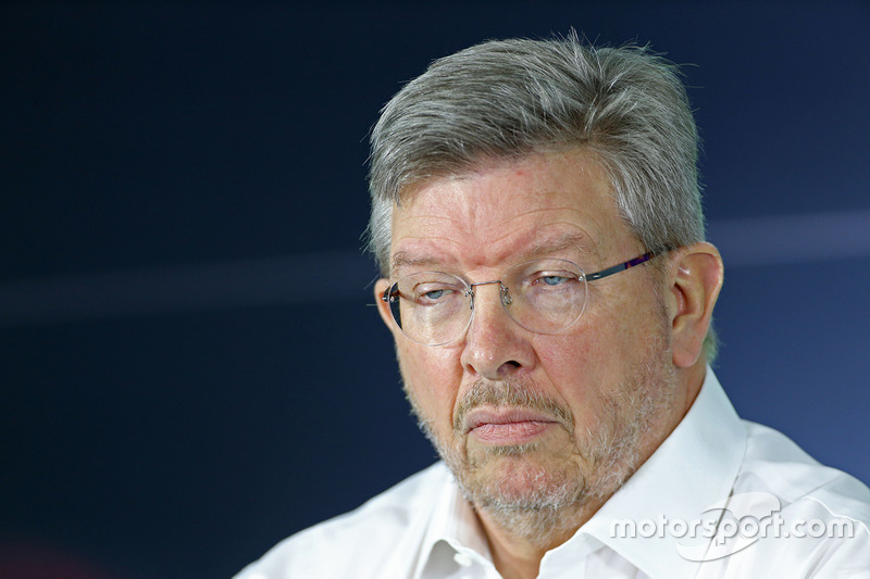 Ross Brawn, Formel-1-Sportchef, Liberty Media