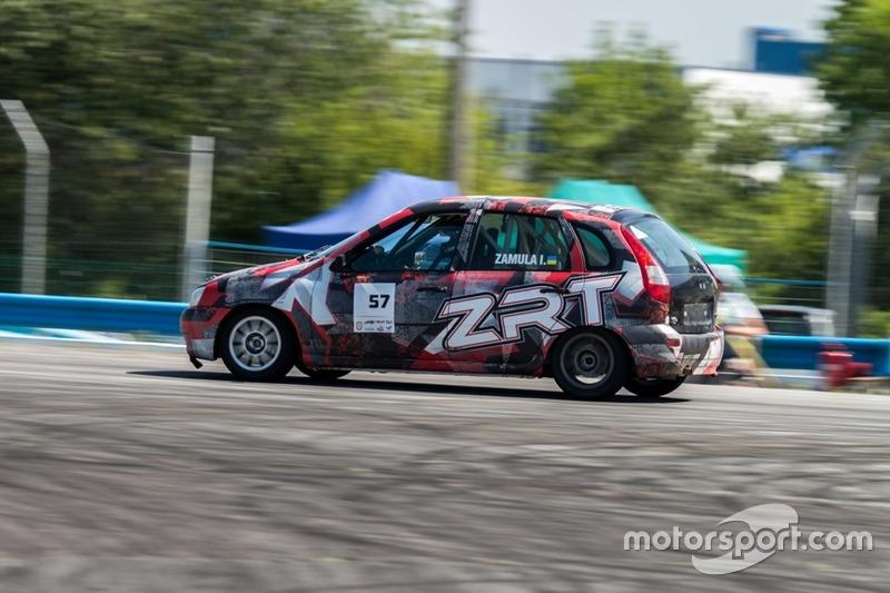 Ілля Замула - гонка 1