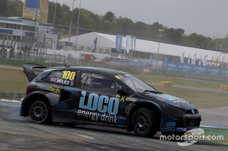 Guy Wilks, Loco World RX Team, VW Polo