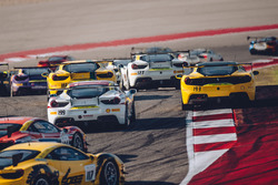 Partenza Ferrari Challenge