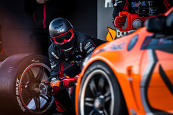 Mechanic, Walkinshaw Racing