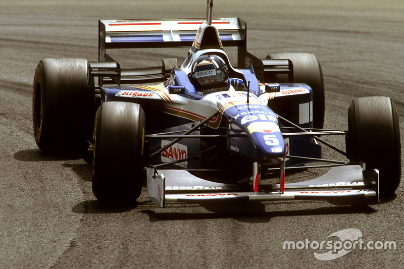 12. Williams FW18 Renault, Formula 1