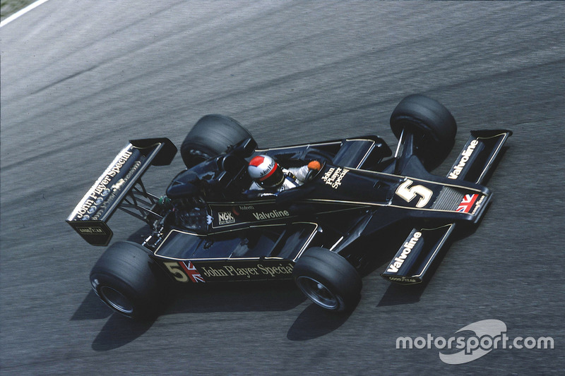 1977-1978. Lotus 78 Ford