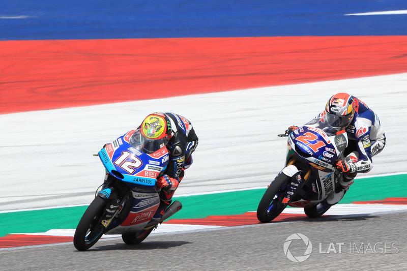 Marco Bezzecchi, Prüstel GP
