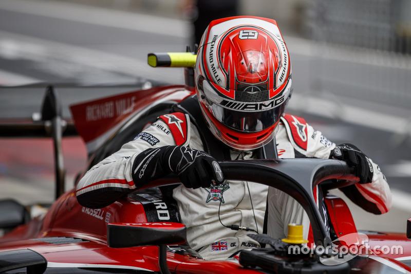Race winner George Russell, ART Grand Prix