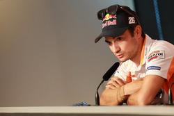 Conferenza stampa, Dani Pedrosa, Repsol Honda Team