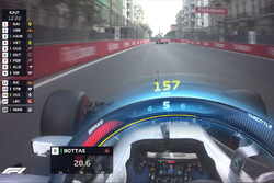 F1 Halo TV graphic, Mercedes