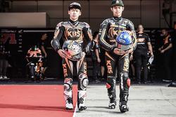 Ayumu Sasaki, SIC Racing Team, Adam Norrodin, SIC Racing Team