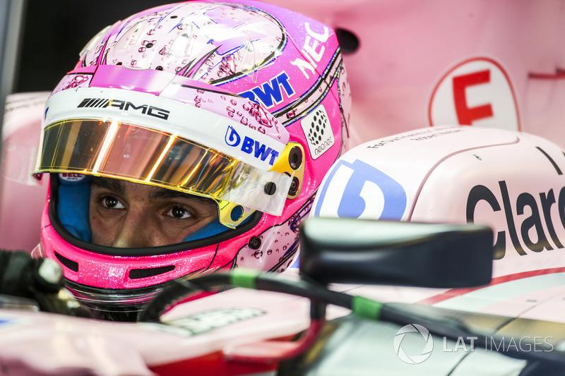 5. Esteban Ocon, Force India (73 poin)