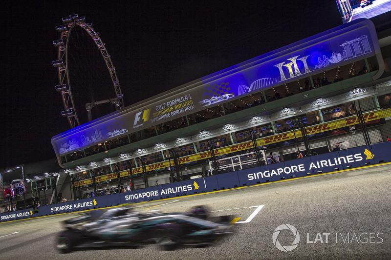 The Home of Formula 1 Night Racing