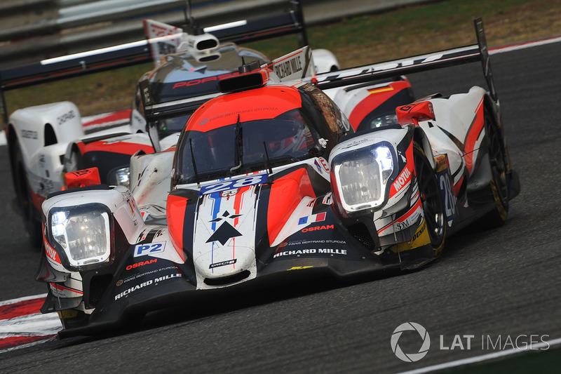 8. LMP2: #28 TDS Racing, ORECA 07-Gibson
