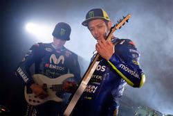 Valentino Rossi en Maverick Viñales, Yamaha Factory Racing