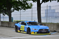 #26 TA2 Ford Mustang: Roger Reuse of Mike Cope Racing