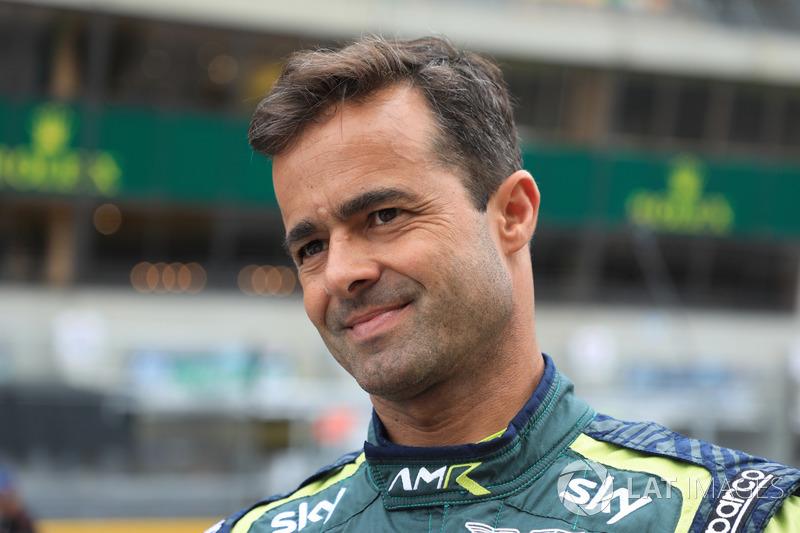 Pedro Lamy, Aston Martin Racing
