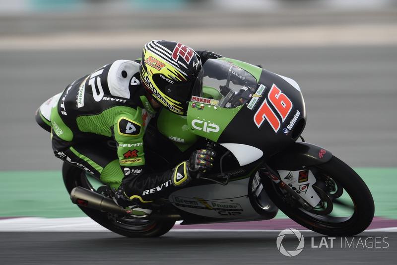 Moto3, Гран При Катара