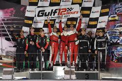 Podio GT Pro Am class