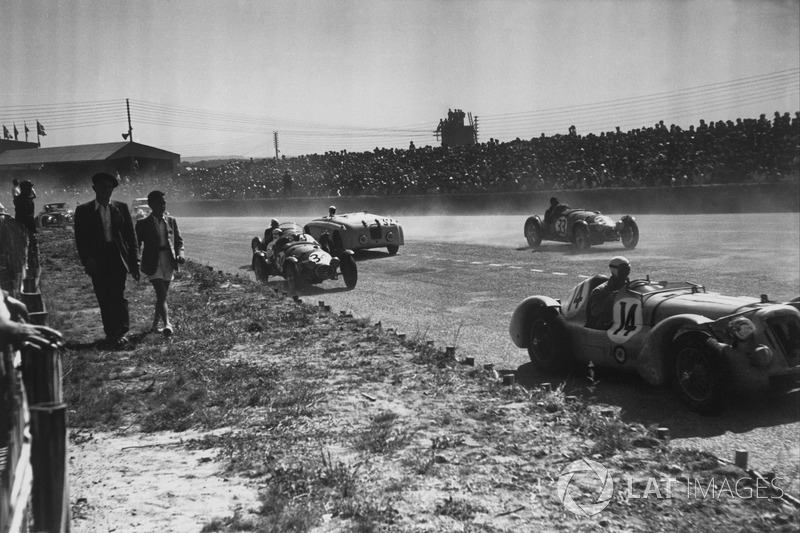 1949: Francisco Godia-Sales  (2 participaciones)
