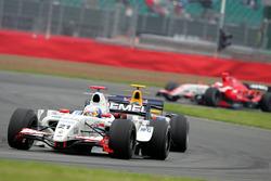 Giedo Van Der Garde, P1 Motorsport