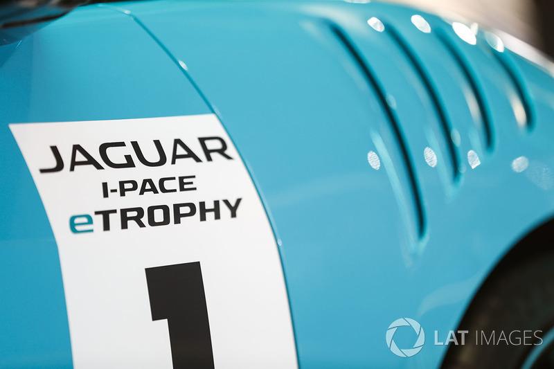 The Jaguar I-Pace Trophy