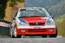 Fabiano Fenini, Citroën Saxo N2, DC Racing