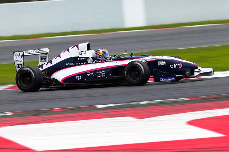 2012 - Eurocup Formule Renault 2.0