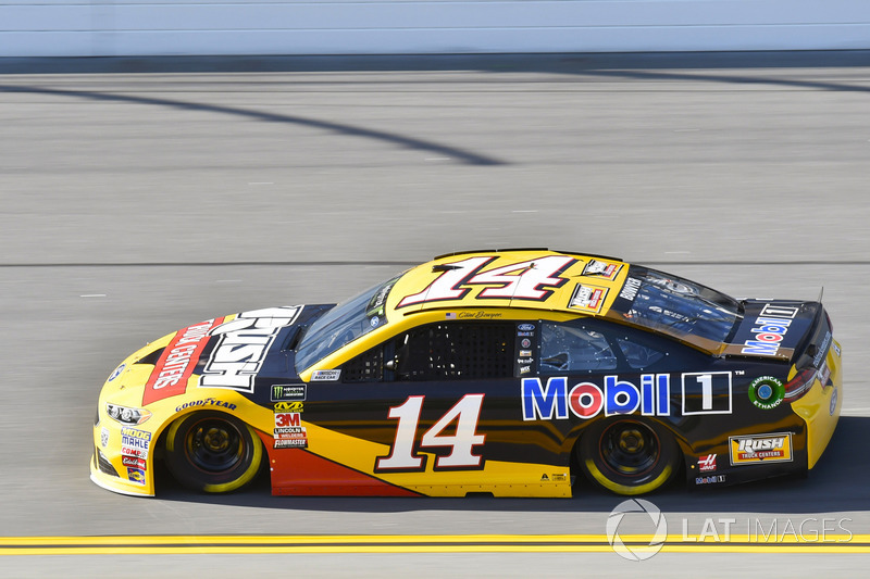 10. Clint Bowyer, No. 14 Stewart-Haas Racing Ford Fusion