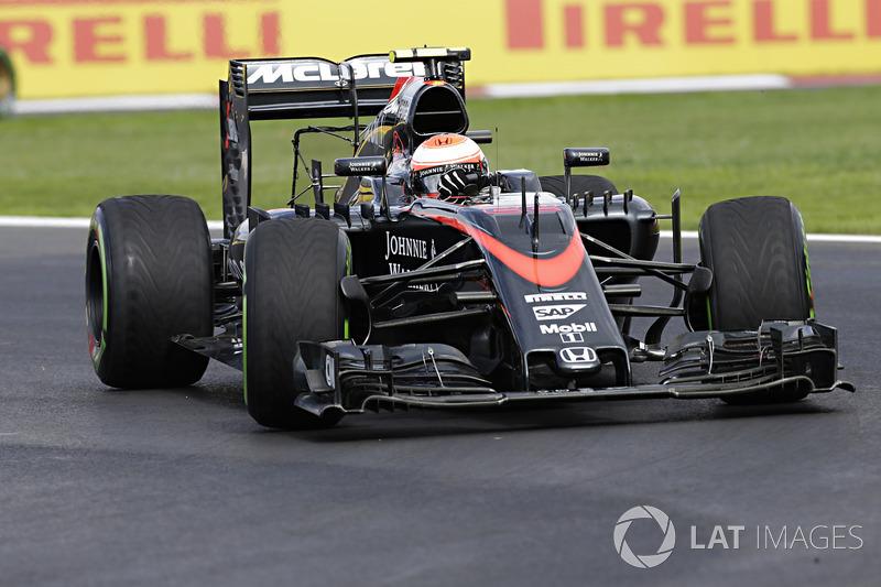 2015: McLaren MP4-30