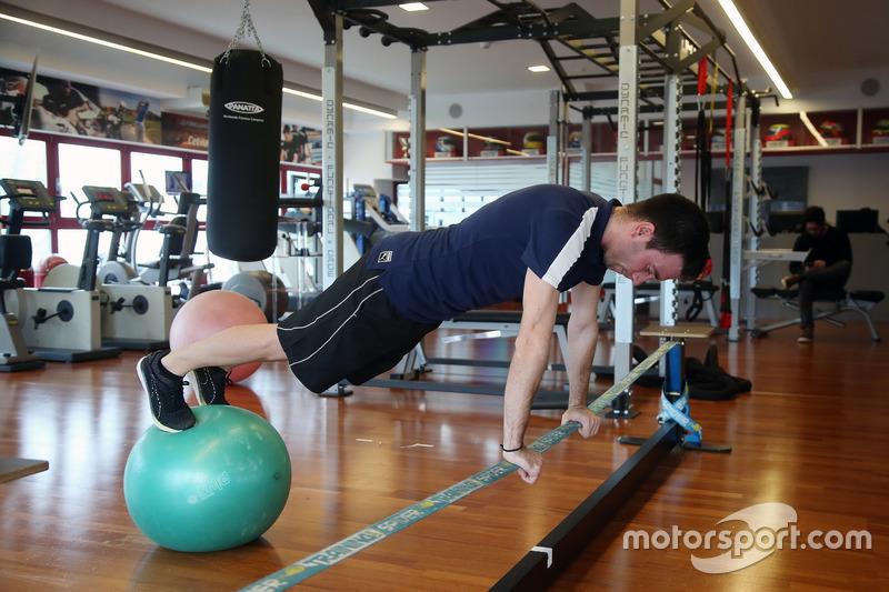 BMW Motorsport Semana Fitness