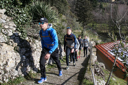 Augusto Farfus and Marco Wittmann, Hiking