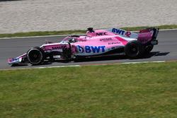 Nikita Mazepin, Force India VJM11